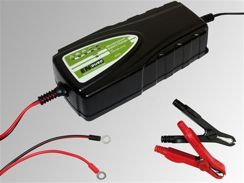 Automatik Batterie ladegerät AS1210 mikroprozessorgesteuert 16609 12V Enduro EM