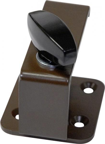 FAWO Bodenbefestigung braun zu Tischgestell 1 Stück SB