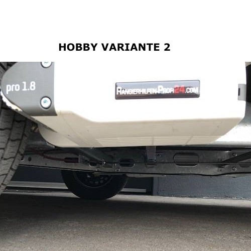 HOBBY B2 Vaiante EASYDRIVER PRO 2.3 Reich Rangierhilfe Wohnwagen