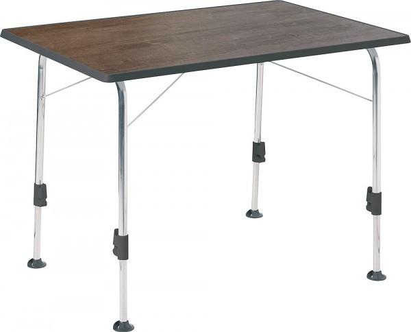Dukdalf Tisch Stabilic 3 Holztextur