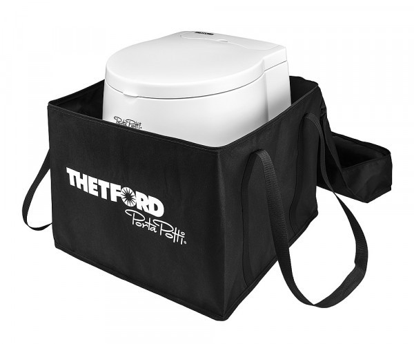 THETFORD Tasche für Porta Potti schwarz für Modell x 35 / x 45