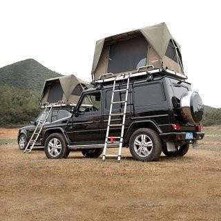 Autodachzelt Pathfinder Das erste elektrisch öffnende Dachzelt 205 x135 x105 cm