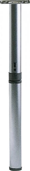 FAWO Gelenkstützfuß aus Alu anthrazit metallic