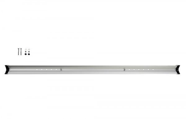 Quipon Aufnahmeschiene 1,25 m silber
