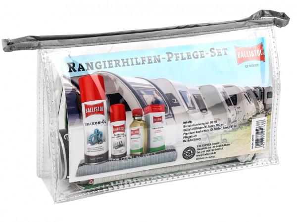Rangierhilfe Pflege Set Ballistol Wohnwagen Caravan Anhänger Trailer