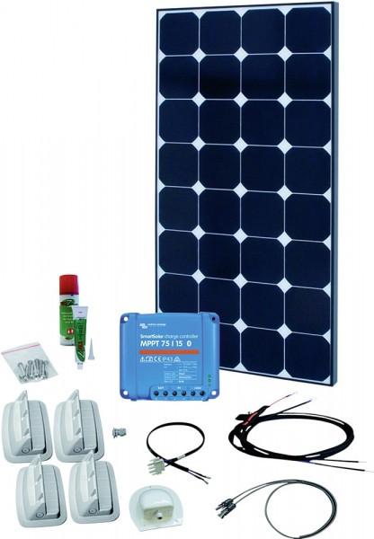 Phaesun Solaranlage SPR Caravan Kit Solar Peak Ten 110 W/MPPT