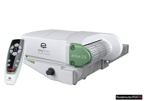 Easydriver Active 2.0 + LIAO 20 Lithium Akku Rangierhilfe Wohnwagen Caravan