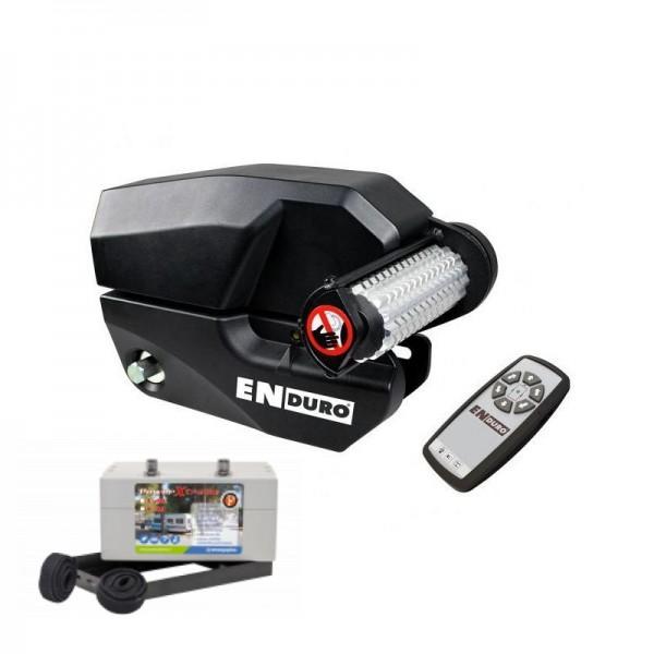 Enduro EM 303+ 11832 + Lifepo4 Lithium Akku LAX30 Rangierhilfe Wohnwagen 11795