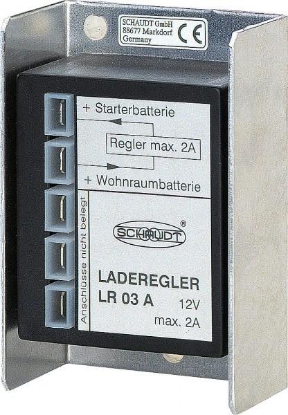 SCHAUDT Laderegler LR 03 A