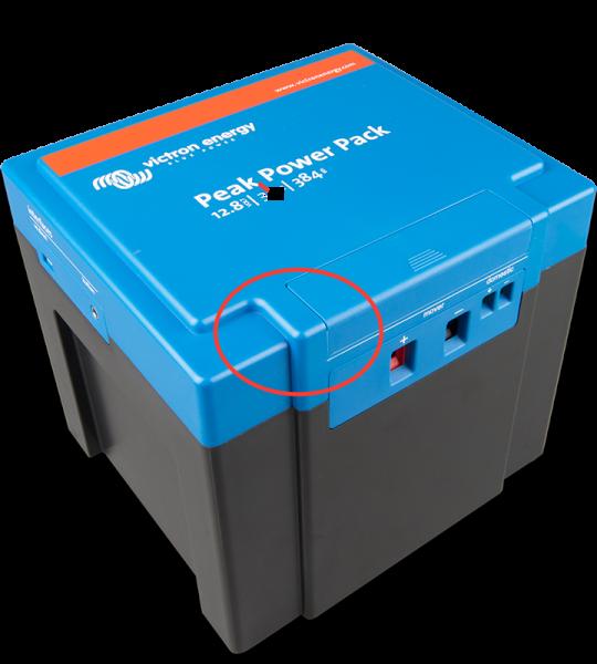 VICTRON PPP Power Pack Lithium 12V 40AH Akku Rangierhilfe Caravan