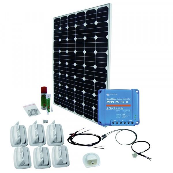 Phaesun Solaranlage SPR Caravan Kit Solar Peak Eleven 160 W / MPPT