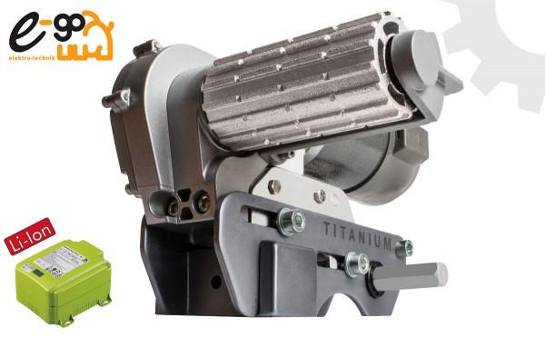 E-go TITANIUM + MPP Lithium Akku Rangierhilfe Wohnwagen eGO carbest