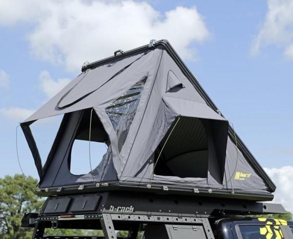 HORNTOOLS Uranos 140cm Alu Hartschalenzelt Offroad Outdoor Equipment