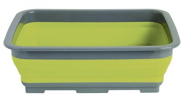 Outwell Waschschüssel Collaps faltbar grün/grau