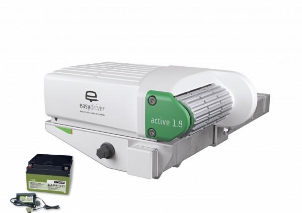 Easydriver Active 1.8 + ENDURO 20AH LI1220 Lithium Akku Rangierhilfe Wohnwagen