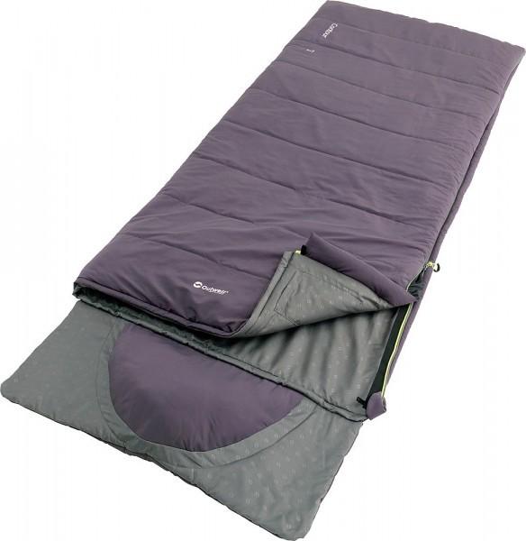 Outwell Schlafsack Contour dark purple