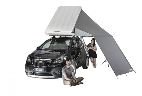 SONNENSEGEL DACHZELT VARIANT Airrpass autohome Autos max. Höhe 185 cm