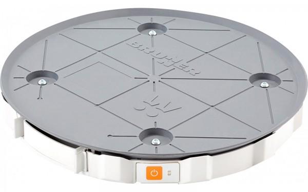 Brunner elektronische Gaswaage W8 Gascontrol Wohnwagen Grill Wohnmobil