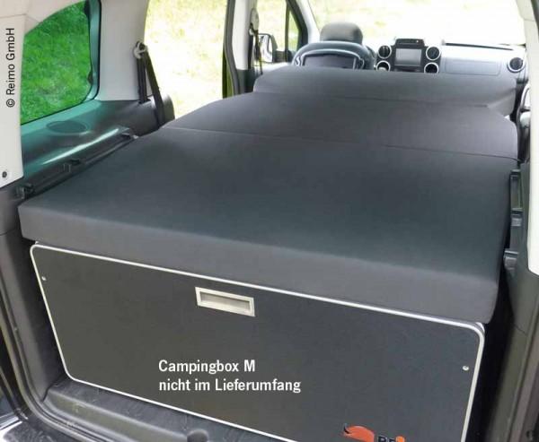 Bettaufsatz für Campingbox VW Peugeot Citroen Nissan MB Citan