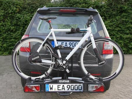 Fahrradtransportschutz 6-tlg. EUFAB