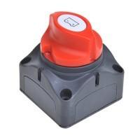 Trennschalter Trennschalter für Batterie 12V ON/OFF mit GEHÄUSE Rangierhilfe