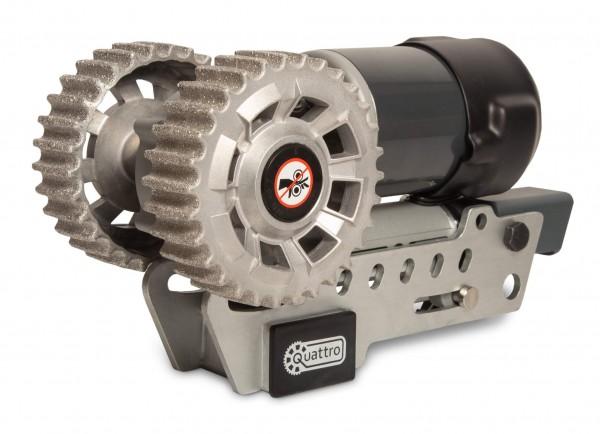 QUATTRO EGO Rangierhilfe ALLRAD 4 Motoren Halbautomatisch