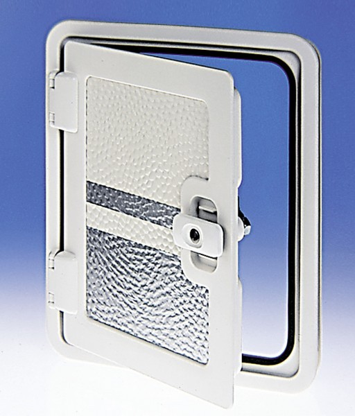 DOMETIC Serviceklappe SK 4, fiat bianco 37,5 cm x 30,5 cm