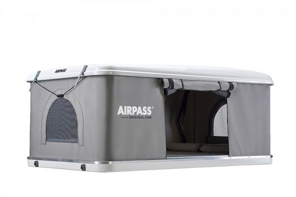 AIRPASS AUTOHOME Dachzelt GREY Gr: S DACHCAMPING dachzelt-profi24