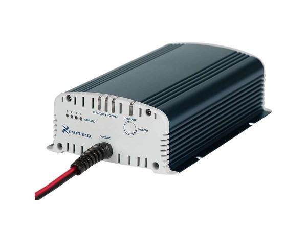 Xenteq Ladegerät LBC 512 Rangierhilfe AGM GEL Lithium - Ionen 12V 10A