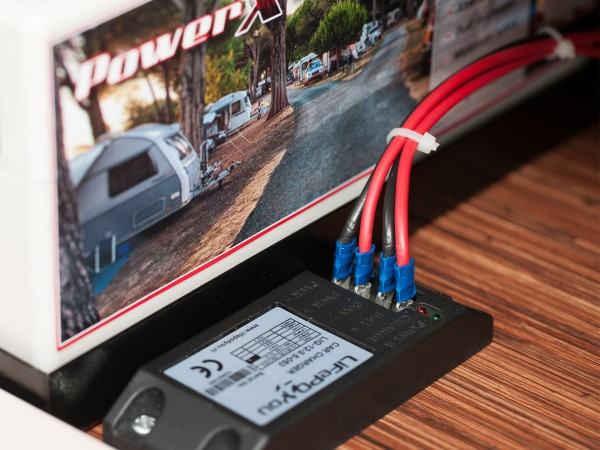 PowerXCharger XC3 Stand LiFePO4 (14,6 V) für X10 X20 X30 X75 X125
