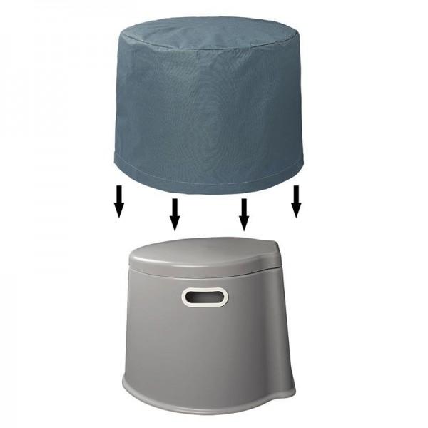Schutzhülle für Tragbare Camping Toilette Zelt Wohnwagen 7 Liter