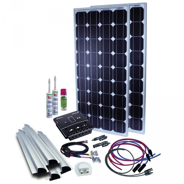 Phaesun Solaranlage Base Camp Clever Three