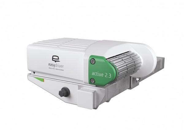 Easydriver Active 2.3 LAXpower + Akku App 30AH Lithium Rangierhilfe Wohnwagen