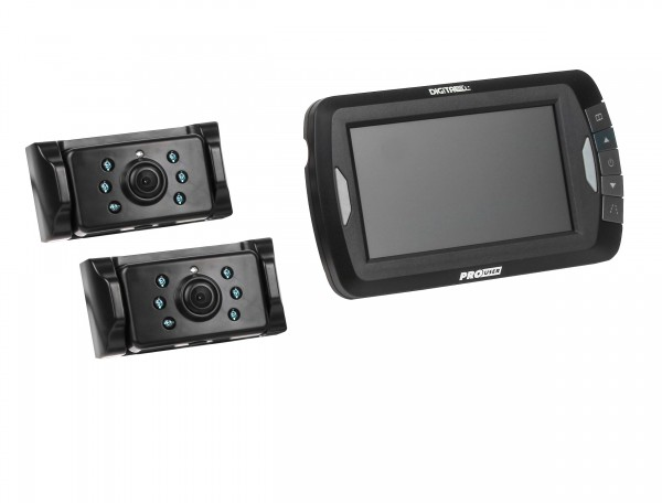 Rückfahrkamera-Set DIGITAL 2 Kameras