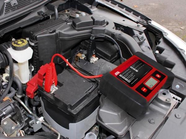 Powerpack Starthilfe 12V LIfepo4 600A LED 12.000 mAh USB APA Prouser 16558 mini