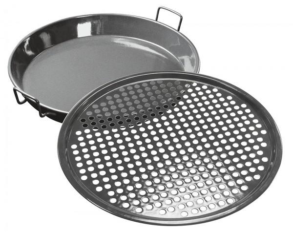 OUTDOORCHEF Pfanne und Backblech Gourmet-Set 420