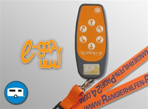 FERNBEDIENUNG für Rangierhilfe E-go TITANIUM