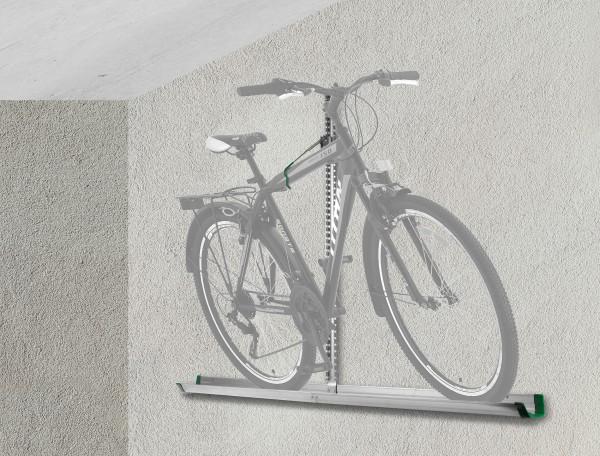4 stück Fahrrad Wandhalter Wandhalterung Wandbefestigung Eufab Garage Keller