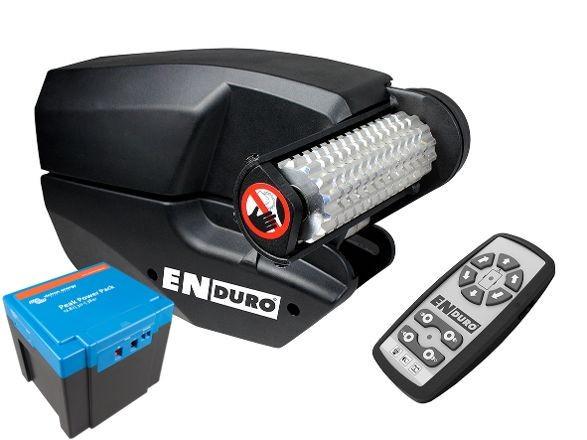 Rangierhilfe Enduro EM303A+ PPP20AH lithium + Einbau in Göppingen vollautomatisch