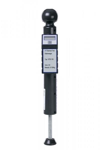 ATSensoTec Digitale Stützlastwaage STB 150 schwarz