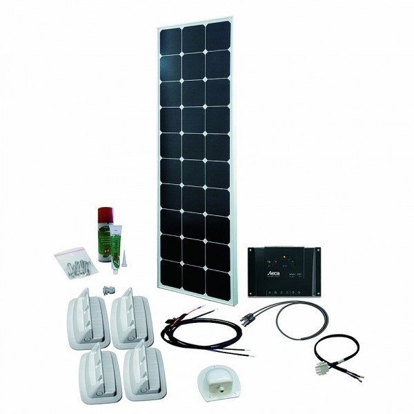 Phaesun Solaranlage SPR Caravan Kit Solar Peak Six 2.0 / 100 Wp