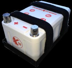 Powerxtreme 12V 10Ah LIAO Lithium Akku Pack Rangierhilfen Wohnwagen bis 1500KG