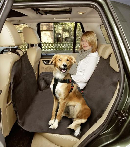 Auto-Schondecke Car Safe 162 x 132 cm schwarz