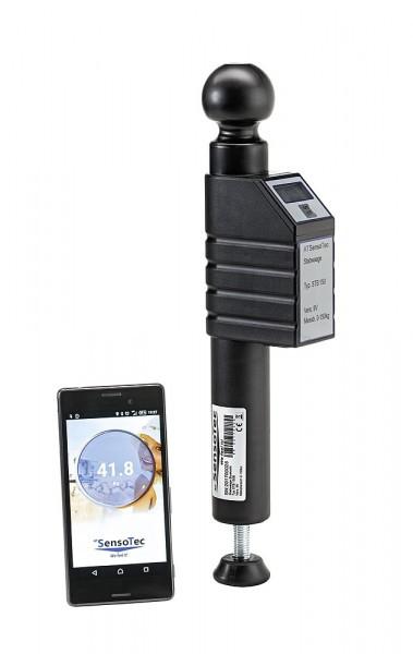 ATSensoTec Digitale Stützlastwaage STB 150 B schwarz