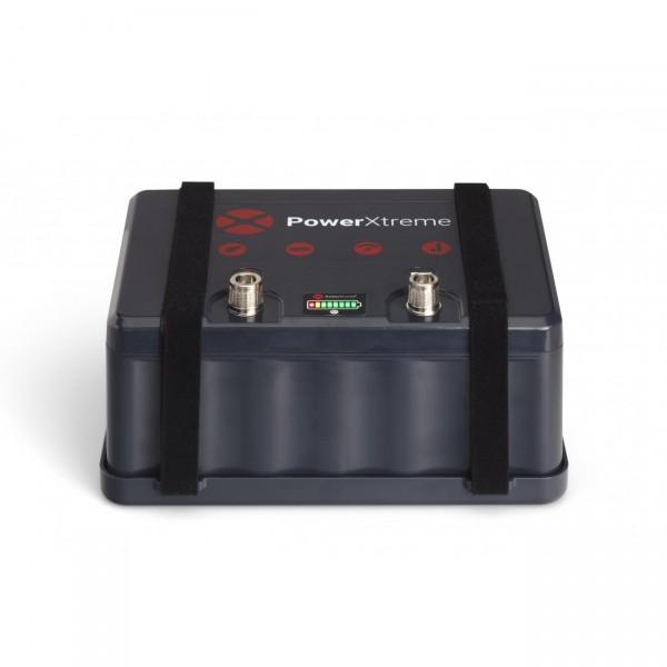 Powerxtreme X20 12V 20Ah BLACK Lithium Akku incl. Ladegerät Rangierhilfe