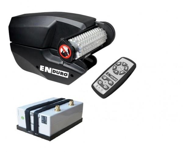 Enduro EM 303A Rangierhilfe 11796 SET + X20Ah Lithium Wohnwagen vollautomatisch