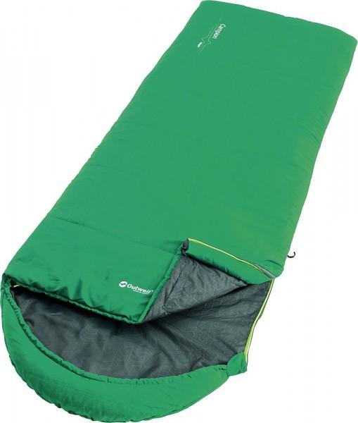 Outwell Schlafsack Campion grün