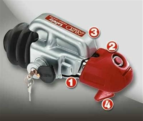 AL-KO Safety-Kit AK 300 / Diebstahlsicherung