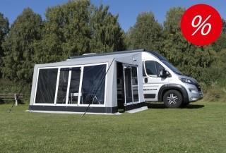 Kastenwagen-Zelt YAK XL