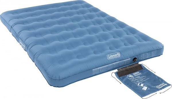 Coleman Luftbett Extra Durable Airbed blau